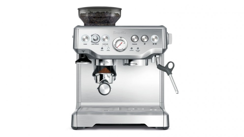 Breville Barista Express Manual Coffee Machine Brushed Stainless Steel Best Espresso Machine Home Espresso Machine Espresso Machine