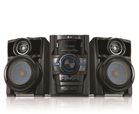LG RBD125B Stereo system, Electronics circuit, Car radio