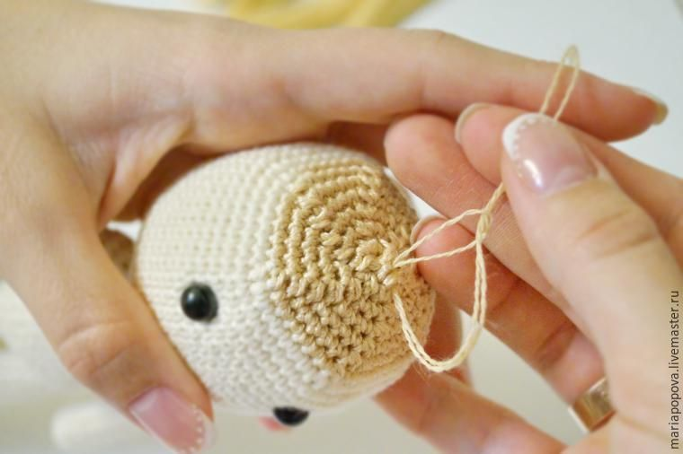 Amigurumi Bebekte Saç Yapımı : Oyuncak bebek saçı yapımı oyuncak bebek saçı bebek ve amigurumi