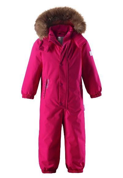 e5aa989c Reimatec® vinterdress Stavanger Berry | Baby girl | Stavanger ...