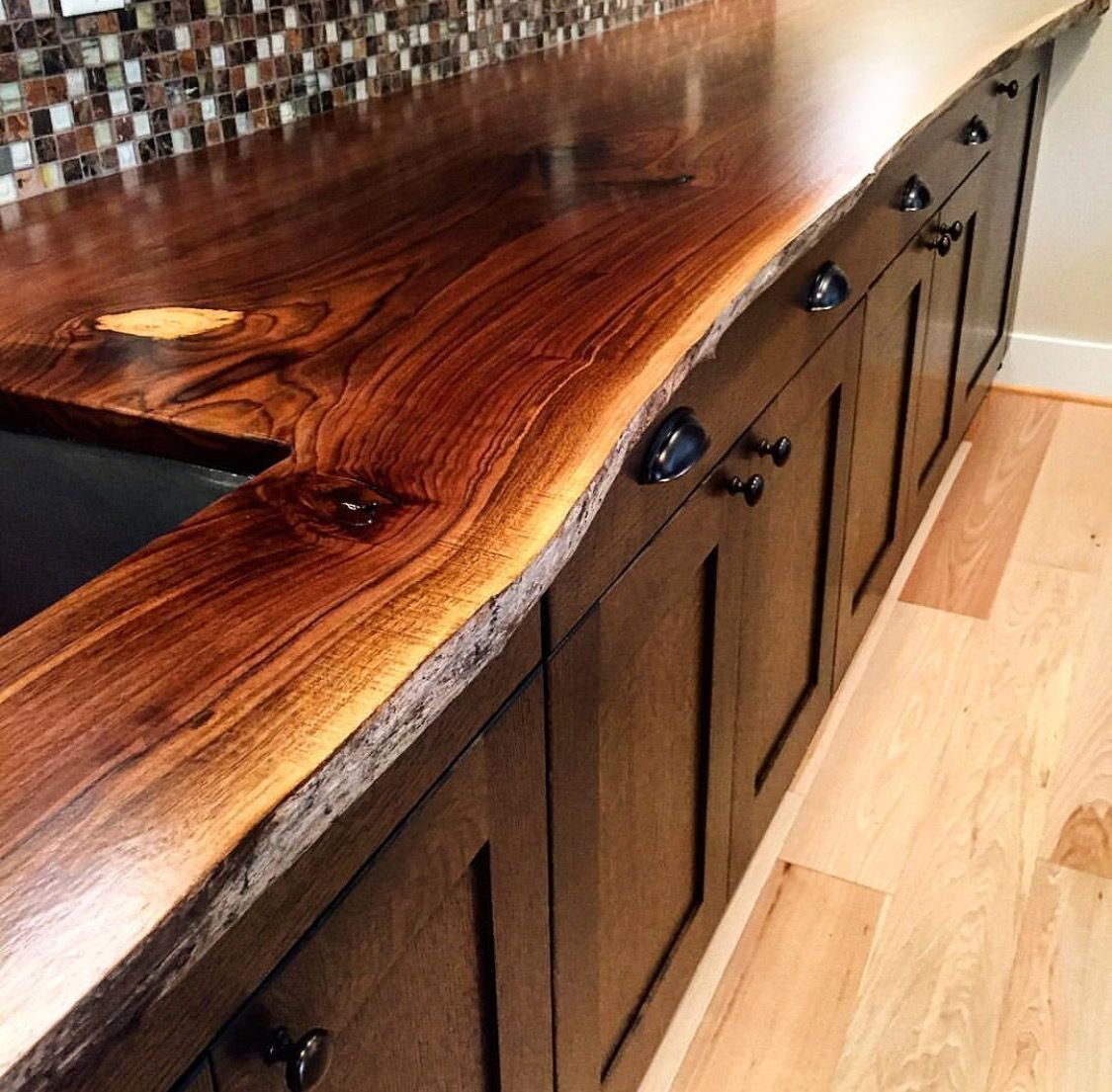 Pin By Derek Evans On Home In 2020 Wood Kitchen Bed In Living