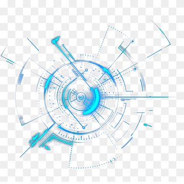 Light Circle Geometry Science And Technology Blue Mechanical Blue Angle Electronics Png Circle Geometry Tech Background Logo Design Free Templates