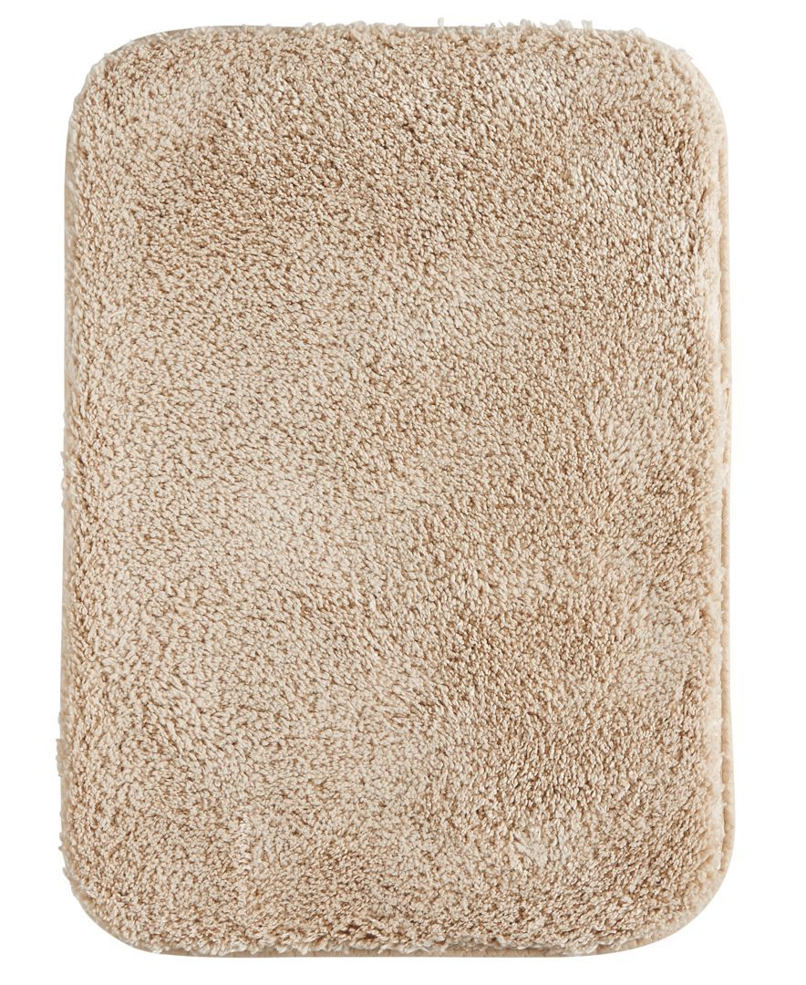 "charter club elite 17"" x 24"" bath rug, only at macy's 