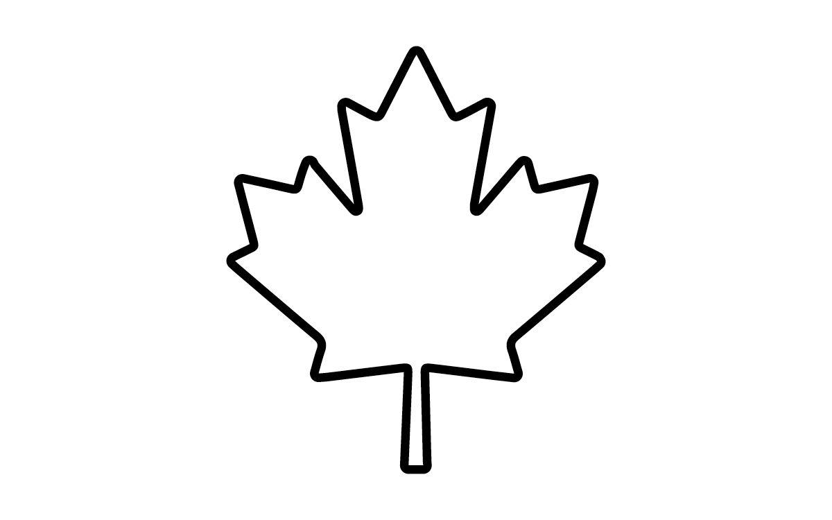 image result for canadian maple leaf clipart pinterest
