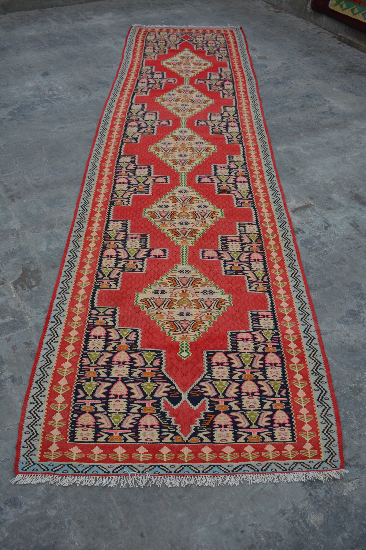 Size : 3'2 x 12'10 Feet Handmade Afghan Sumik Long | Etsy