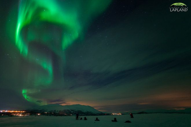 Flowy Best Place To See Northern Lights F71 In Wow Selection With