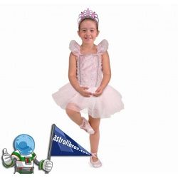 ¿Bailamos? Bonito disfraz infantil de bailarina en astrolibros.com