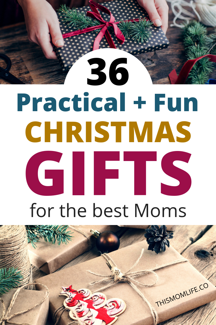The Best And Most Practical Gifts For Busy Moms