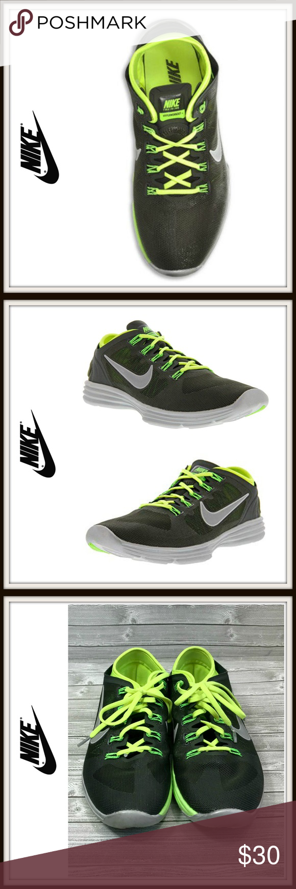 best service 1ad36 75c9c Nike Lunar Hyperworkout Xt Fitness Sneakers Shoes Name  Nike Lunar  Hyperworkout Xt Fitness Sneakers Sz  8 UPPER  Lightweight mesh with Flywire  technology ...