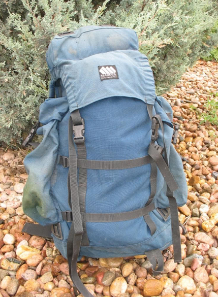 The Henry Pack - Made for Colorado Outward Bound back in the