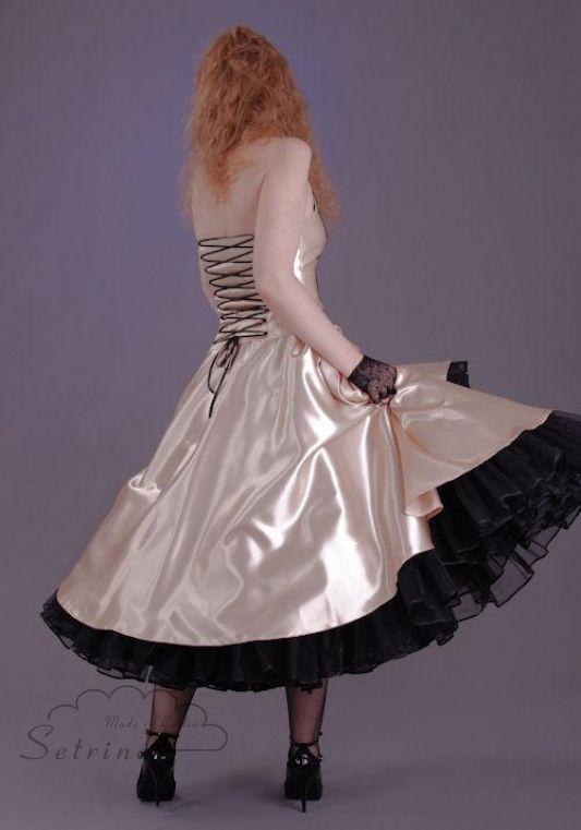 Dress HeelsPetticoats Black Under And High Petticoat Ybvfg67y