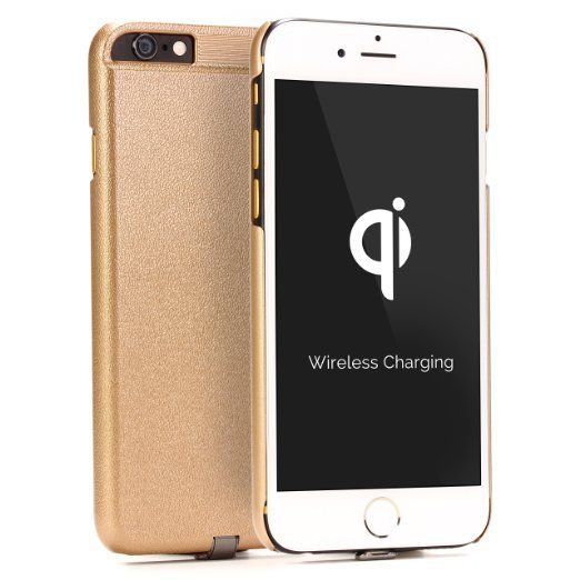 Kabellos Laden Original Urcover Iphone 6 6s 2 In 1 Qi Hardcover Back Case Mit Ladefunktion Wireless Qi Ladeempfanger In Apple Iphone 6 Iphone 6 Apple Iphone