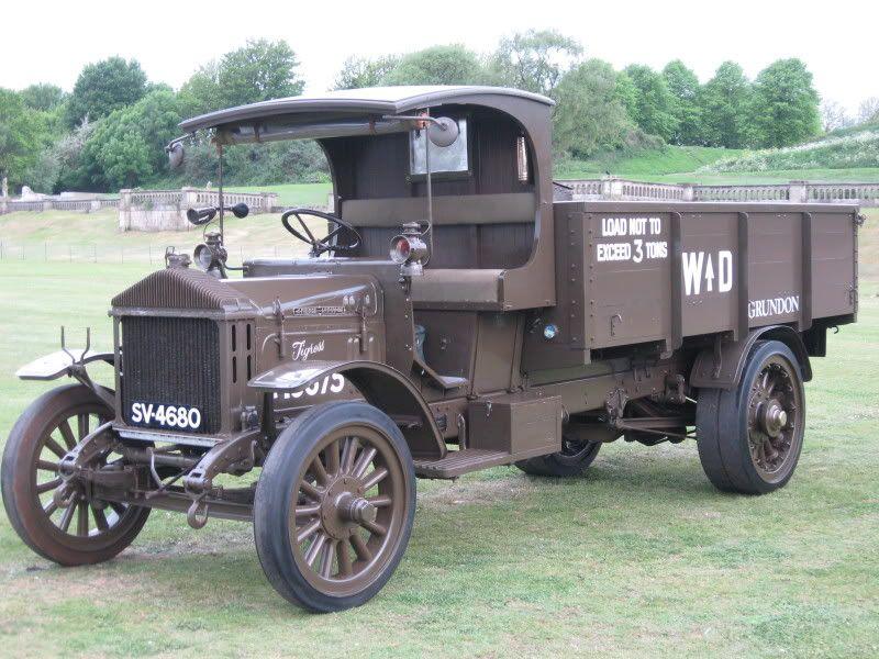 Lorries Ww1 Pierse Arrow Trucks Cars Trucks War