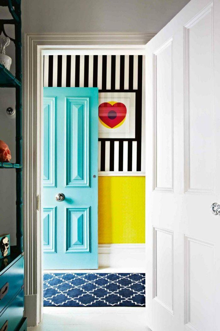 ▷ 1001 + ideas para decorar las recibidores pequeños Boho decor