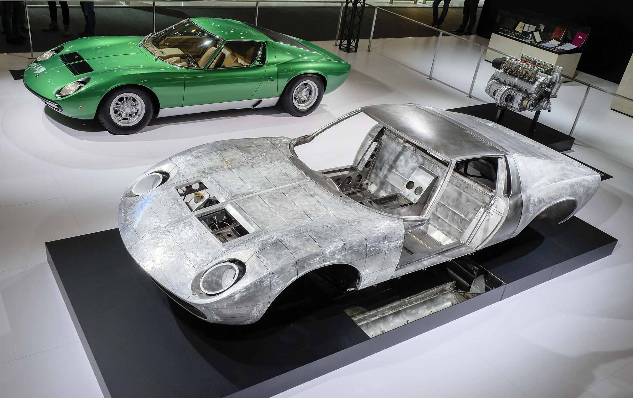 Lamborghini Miura 2019 Review Specs And Release Date Redesign