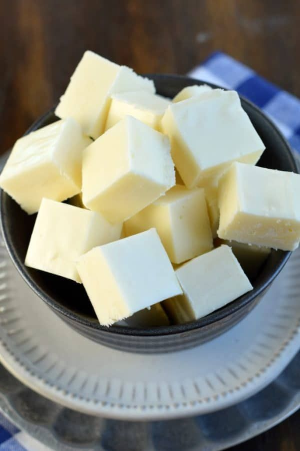 Do you know How to Make Vanilla Fudge? It's easier than you think and is so simple to customize with your favorite candies, nuts and other delicious mix-ins!