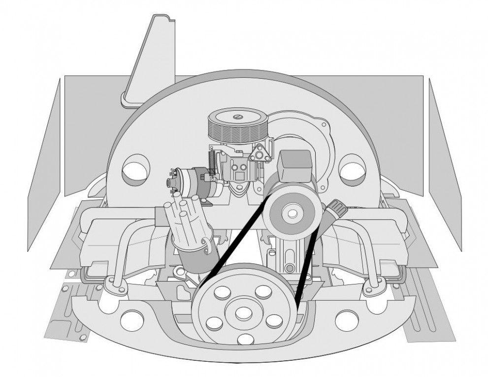Vw Up Engine Diagram Jakarta Di 2020 Vw Beetle