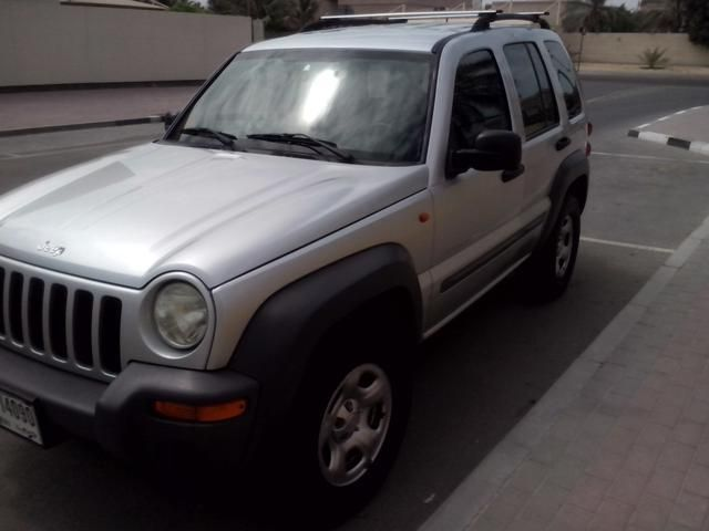 Jeep Liberty For Sale In Dubai Aed 16500 Jeep Liberty New And