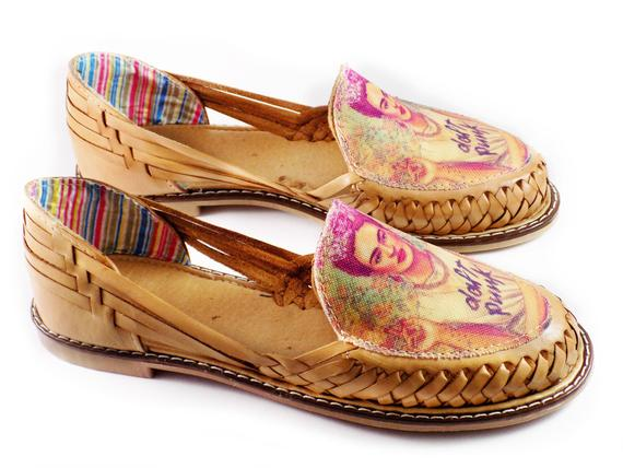 1779905d17121 huarache sandals Frida Kahlo | Products in 2019 | Huaraches, Shoes ...
