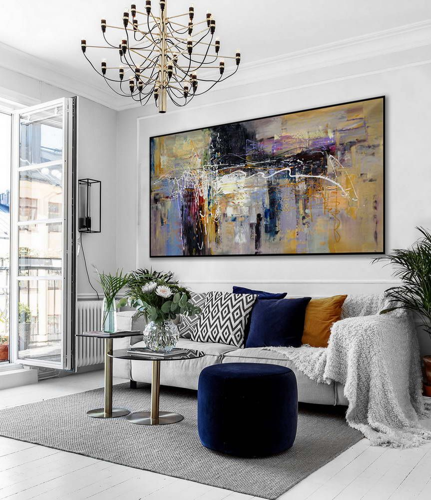 Abstract Painting Abstract Art Abstract Wall Art Modern Art Modern Wall Art C Large Abstract Wall Art Modern Abstract Wall Art Colorful Abstract Painting