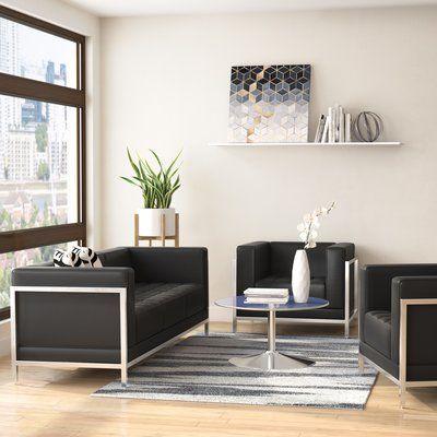Orren Ellis Bouffard Square Arm Sofa In 2020 Furniture Sofa Home Classy Furniture