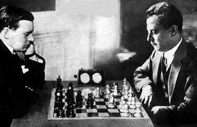 Alekhine vs Capablanca | Chess | Chess players, Chess, Kings