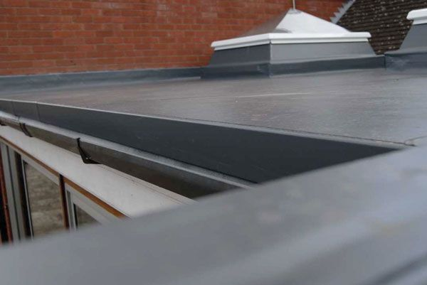 Single Ply Roofing Roofing In New Jersey Flat Roof