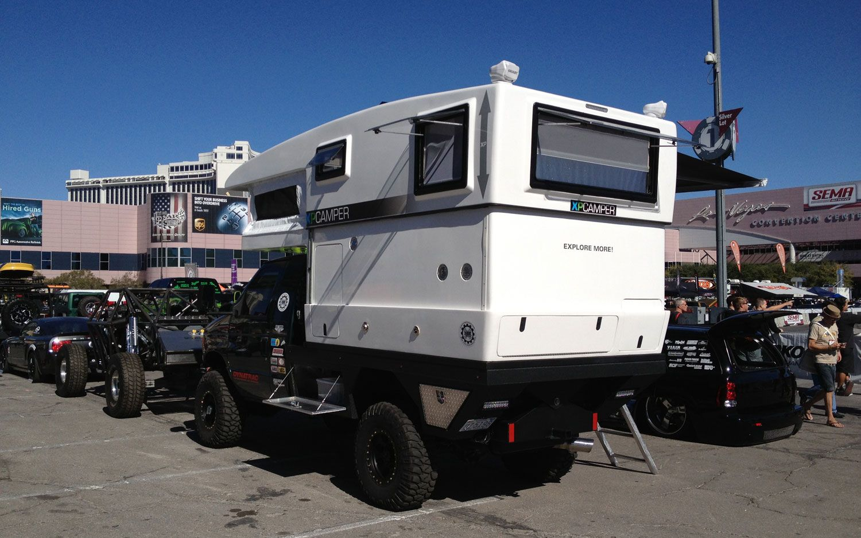 Custom Flatbed Camper Cars Of Sema 2012 Top 10 Weirdest Wiring Diagram And Wildest