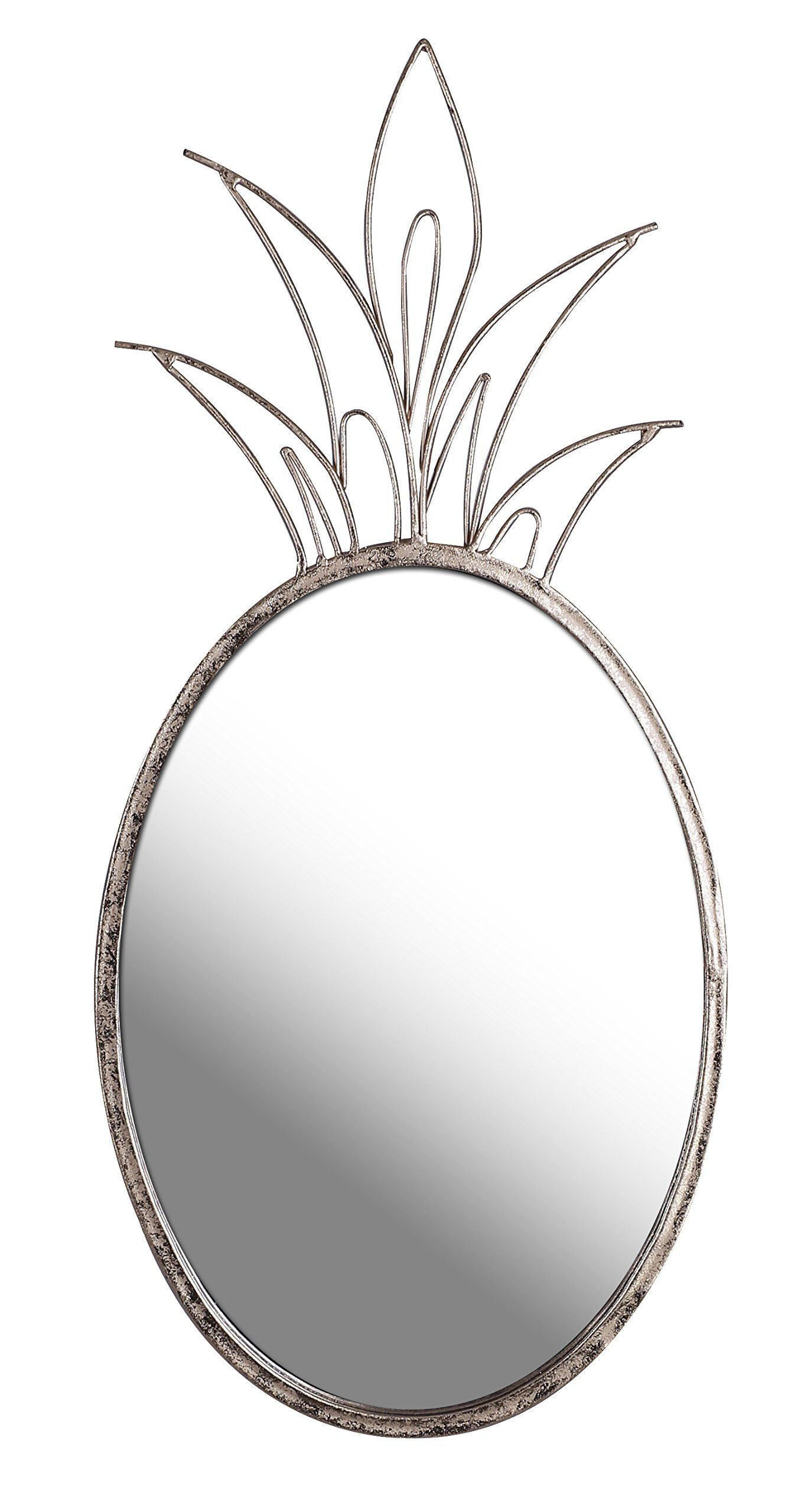 Artmaison Ca 10 5x22 75 Pineapple Ii Gold Decorative Mirror Medium Golden Find Out More About The Great Product At T Mirror Decor Wall Mounted Mirror Mirror
