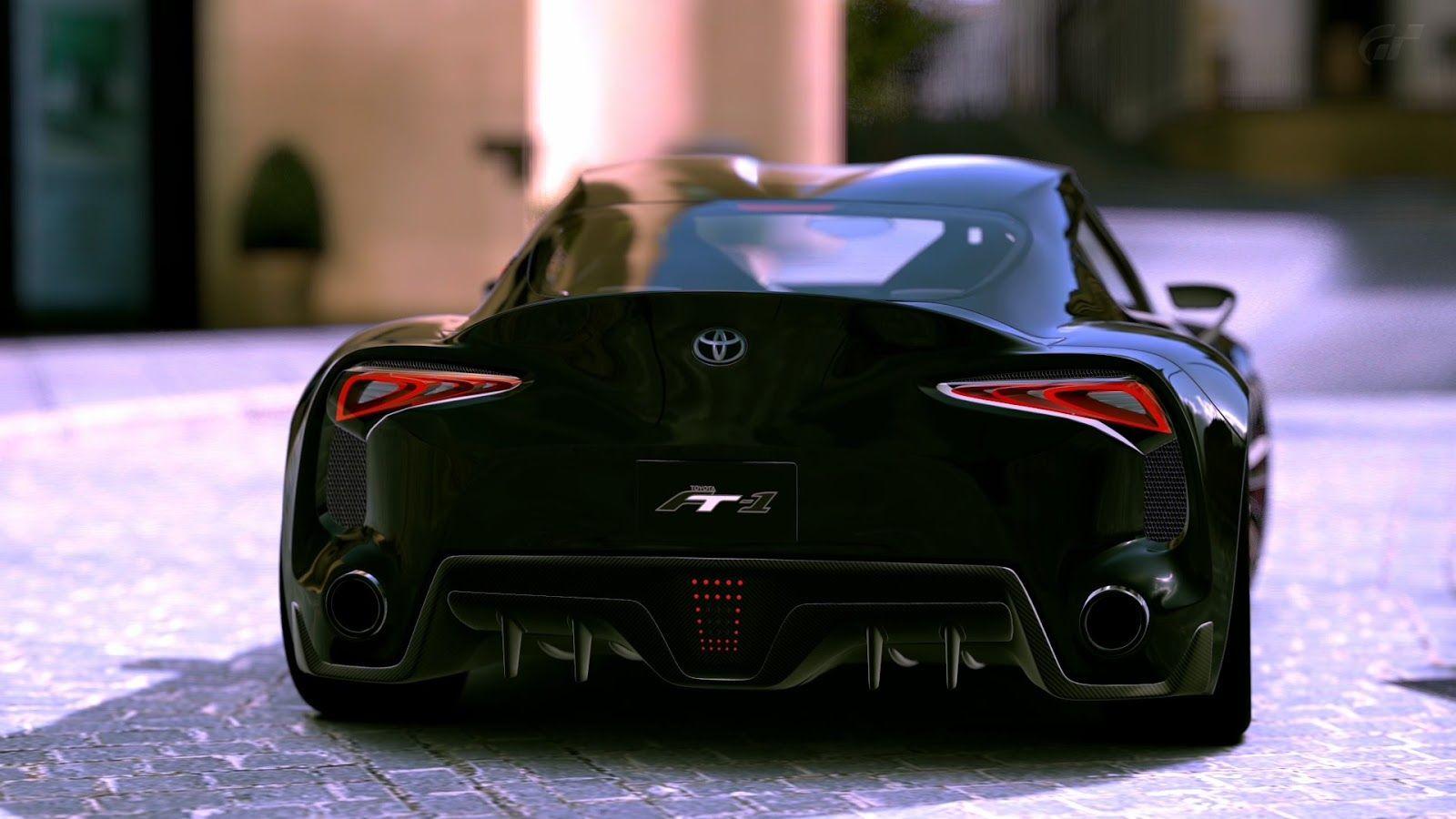 Toyota Supra 2016 Celica Cars Tuner Concept
