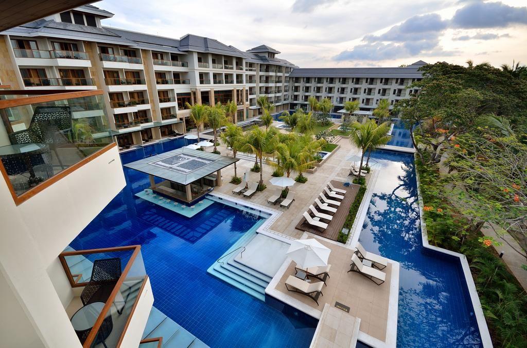 Henann Resort Alona Beach Ao Ar Livre