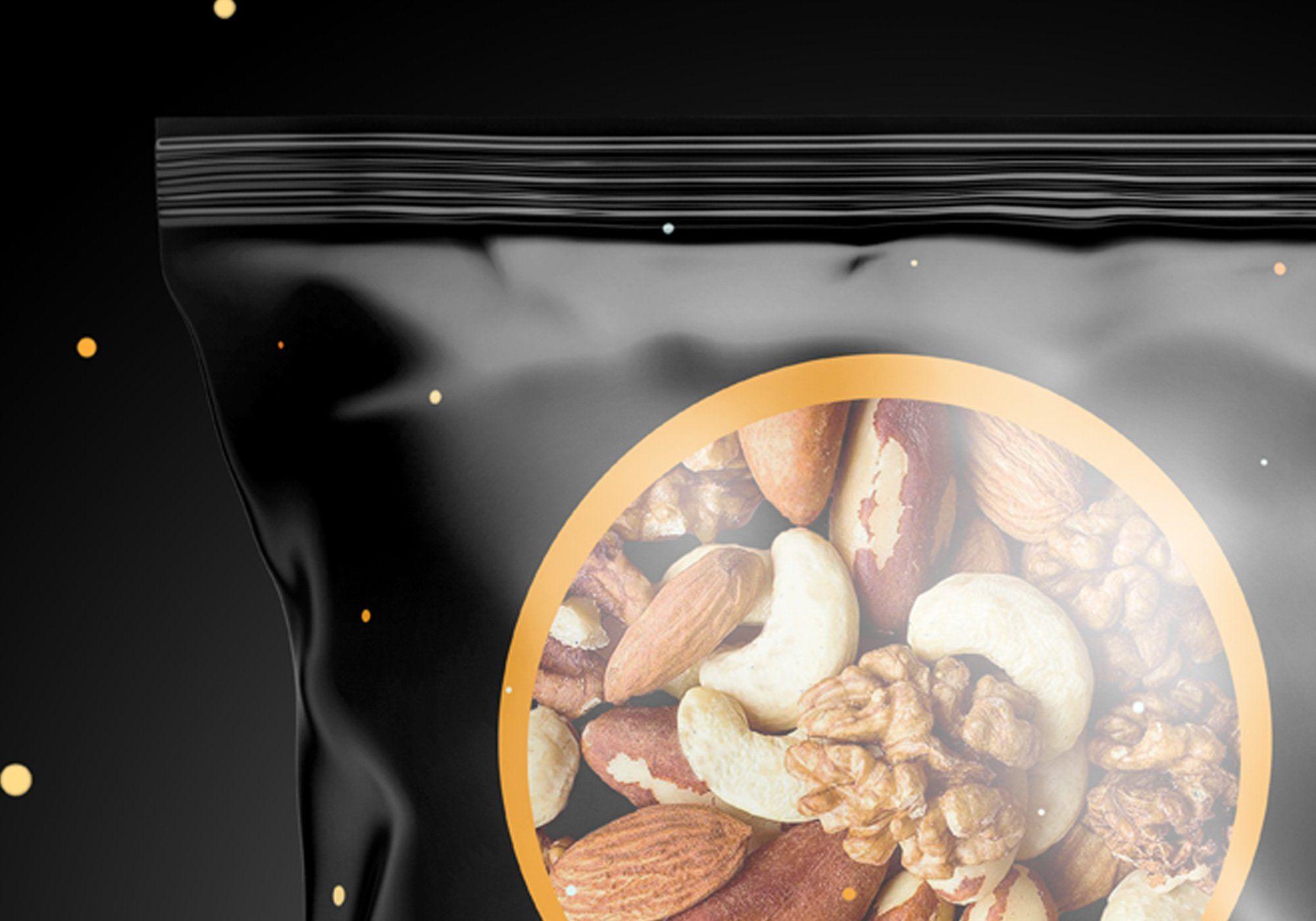Download Nuts Bag Mockup Bag Mockup Mockup Recolor