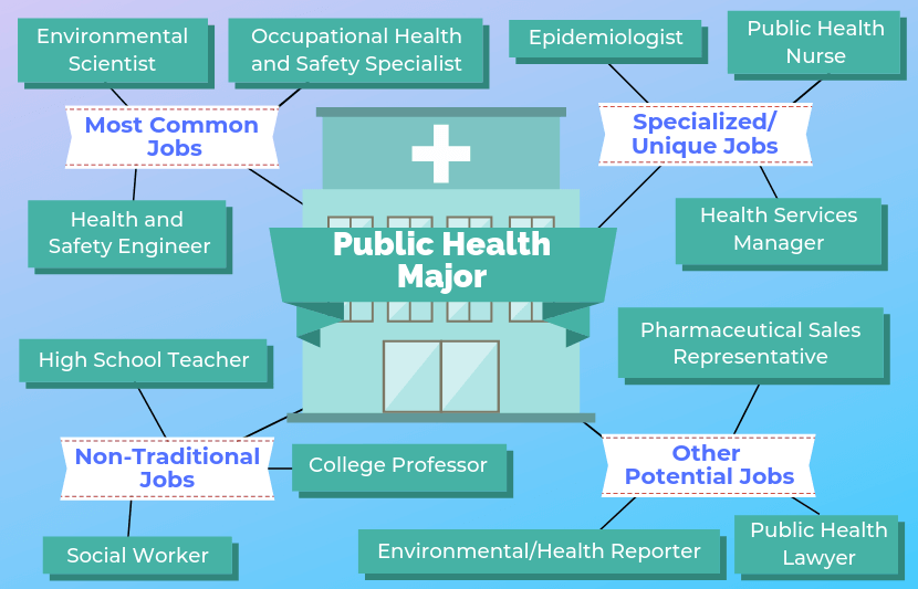 12 Jobs For Public Health Majors The University Network Public Health Jobs Public Health Nurse Public Health