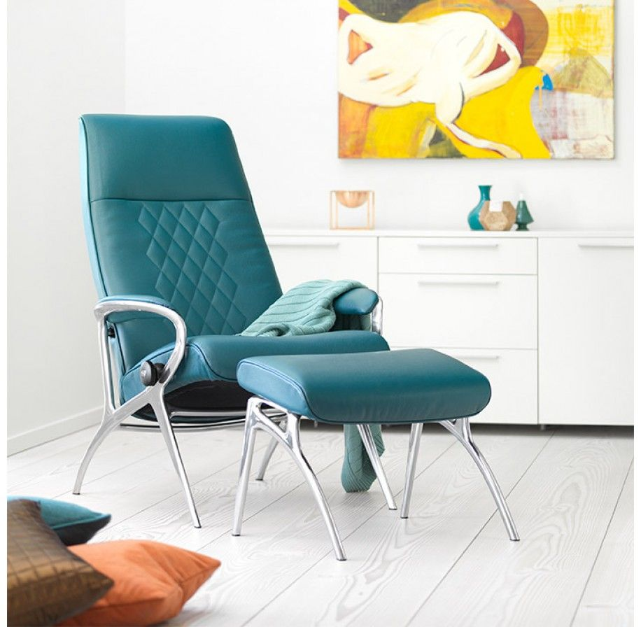 The New Stressless You With Aluminum Legs Stressless Furniture Chair Furniture