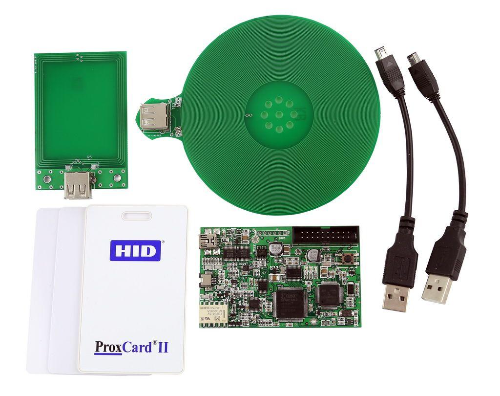 HackRF One Bundle Radio frequency identification