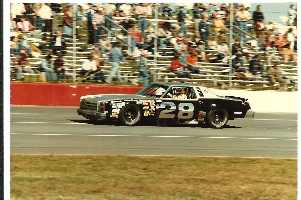 Buddy Baker Rainier Racing 1979 Atlanta 500 Stock car