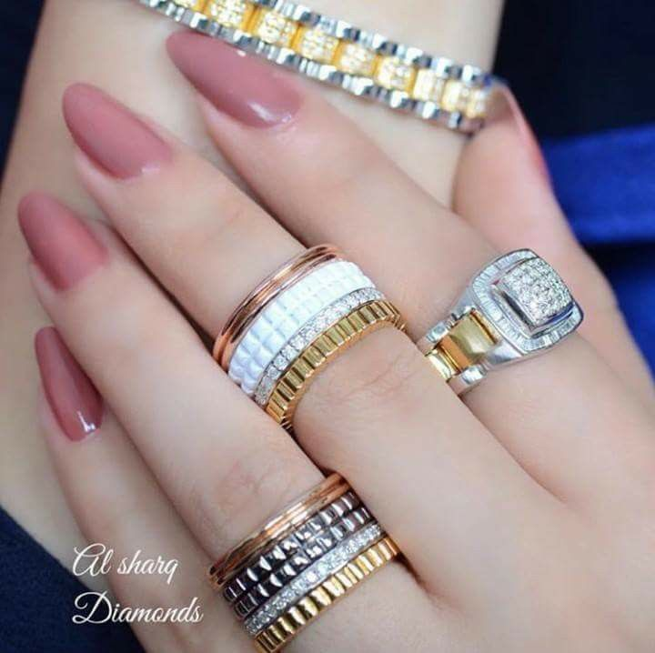 ✿❤ Mego❤✿« | AIMANKHAN\ | Pinterest | Beautiful hands and Ring