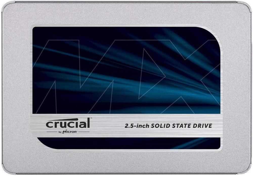 ® MX500 SSD, a drive built on quality, speed, and security