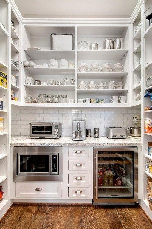 Küche Sauber | Dies Ist Ein Sehr Gut Organisiert Und Sauber Spaziergang In