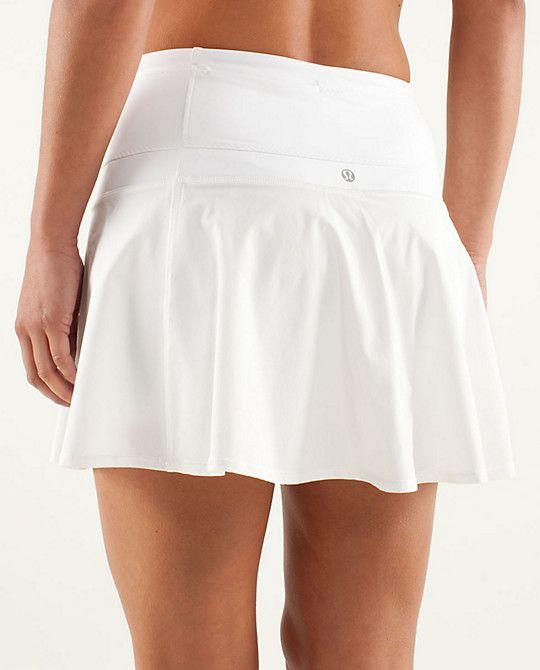 4422f95bf2 Lululemon Hot Hitter Skirt | Lululemon in 2019 | Golf skirts, Golf ...
