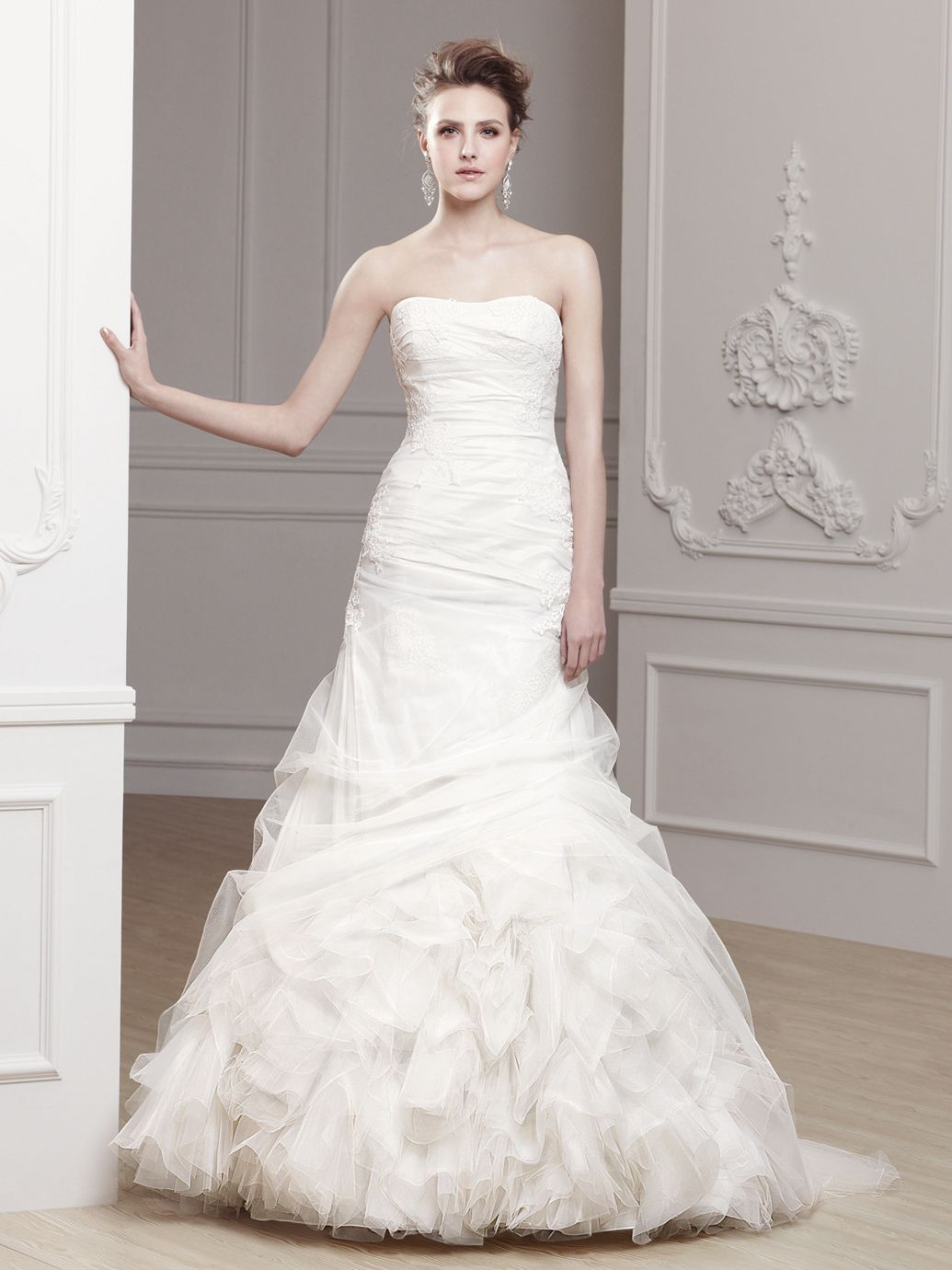 OFELIA / Blue Collection / Enzoani / Available Colours : Ivory ...