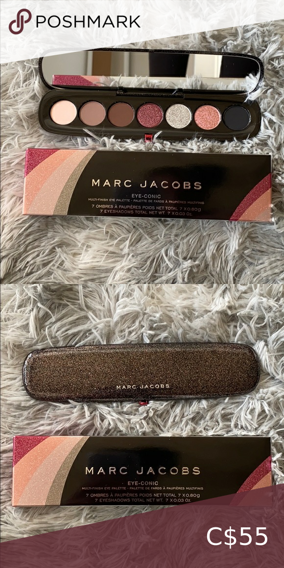 BNIB Marc Jacobs Eye-Conic Palette - LE