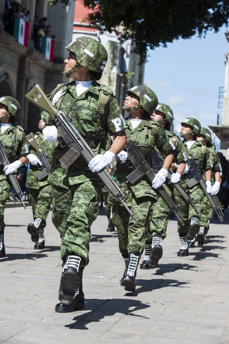 Policía Militar | Ghost Recon | Pinterest | Mexican army, Guns and ...