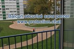 Filet De Protection Pour Chat Pour Balcon Balcon Protection Fenetre Protection Fenetre Chat