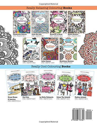 really relaxing colouring book 2 colour me calm elizabeth james 9781908707321 books - Color Me Books