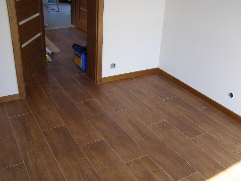 Znalezione Obrazy Dla Zapytania Drewniana Plytka Szara Fuga Tile Floor Flooring