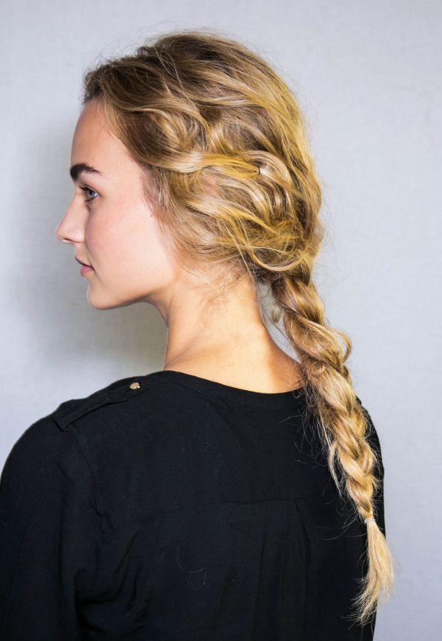 romantic-braid | Hair Tips and HairStyles | Pinterest | Hair style