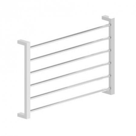 Base 6 Heated Towel Rail by Avenir