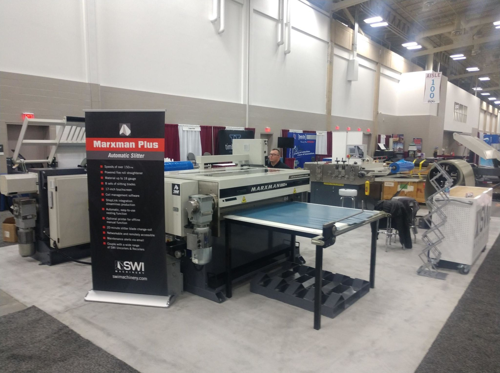 Join Swimachinery Starting Today At Frame Building Expo In Louisville Ky Stop In Booth 101 March 6 9 And Check Out O Sheet Metal Machinery Home Decor Room