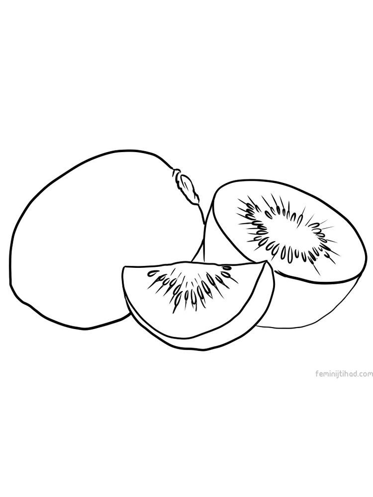 Pin By Alora Wilkinson On Tat S Fruit Coloring Pages